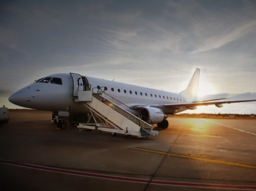 Commercial Jet Charter