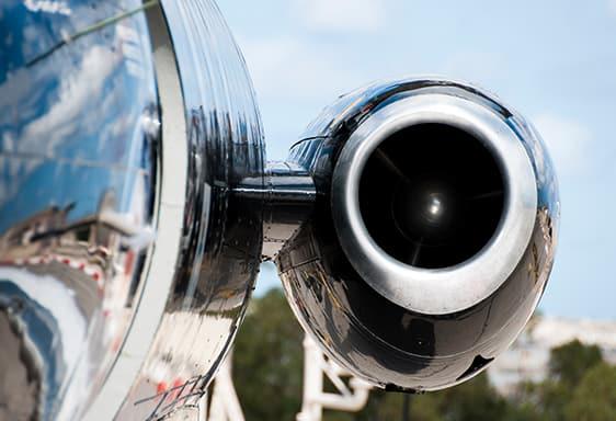 Commercial Jet Charter