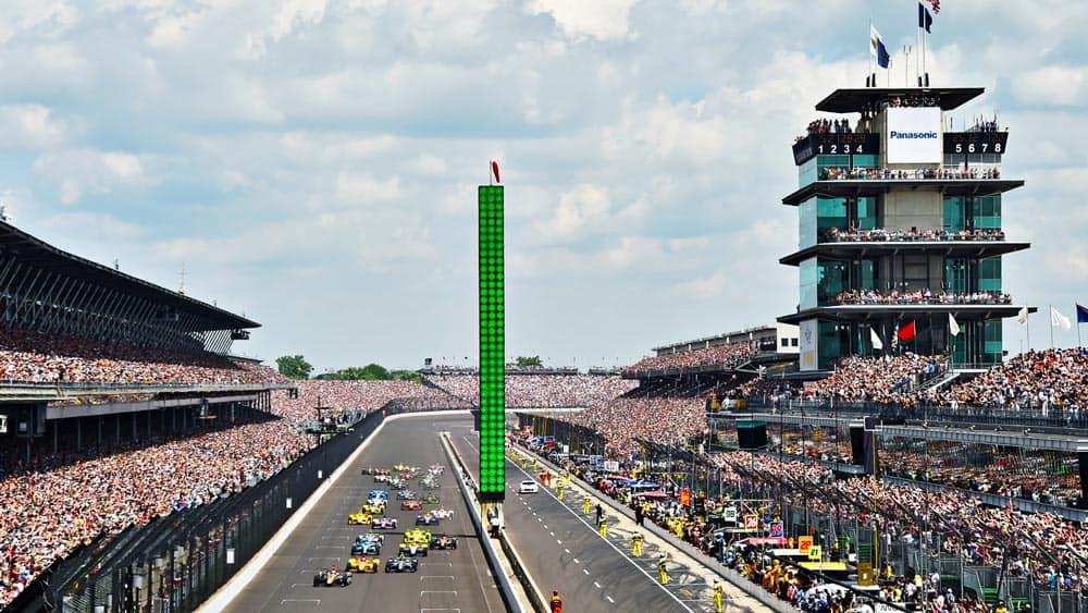 Indy 500 2020 RACE