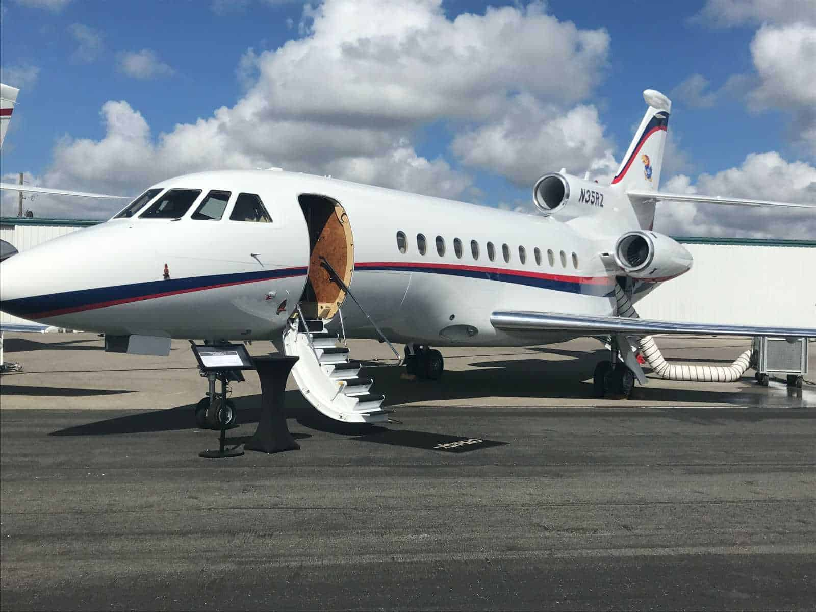 The Growing Demand for Private Jet Charter